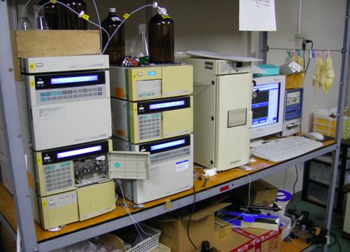 高速液体クロマトグラフィー(HPLC、UPLC)